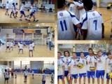 Varsity Volleyball Tournament at ACS Athens