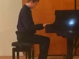 Piano recital by George Arvanitakis