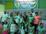 Tennis Champions: Joud and Yumna Abusalah